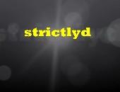 Strictlyd